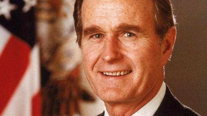 Una riflessione sulla politica estera di George H.W. Bush