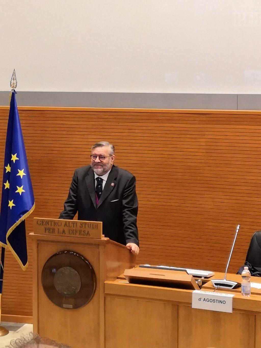 Relazioni euro-atlantiche, futuro Nato/Ue, ruolo dell'Italia, valori, priorità, prospettive occidentali