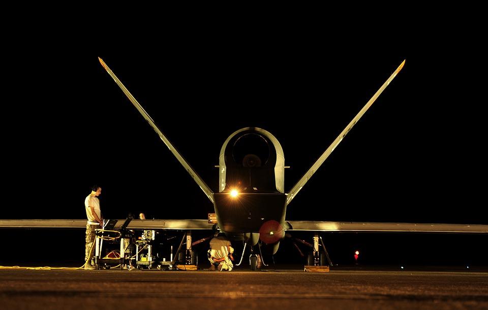 La Nato e i droni
