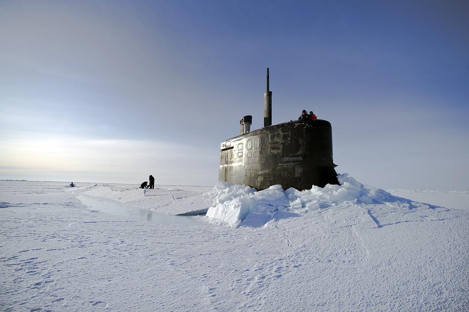 Nell'Artico cresce la tensione