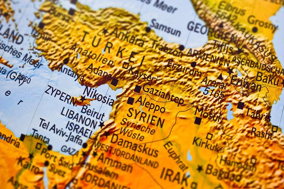 Washington: firmato un nuovo accordo di pace per il Medio Oriente