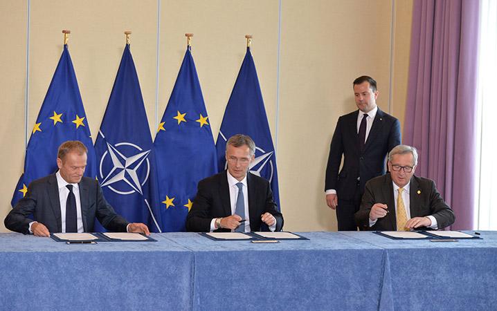 Vi spiego perché Ue e Nato sono destinate a cooperare. Intervista ad Andrea Gilli