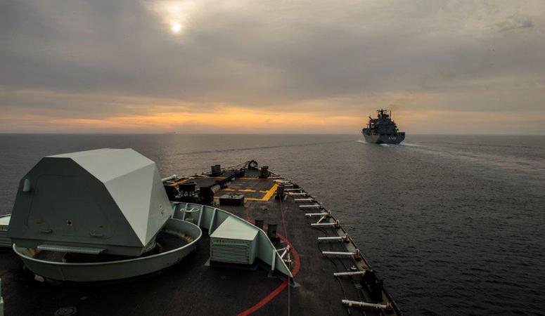 La NATO e la centralità strategica del Mediterraneo