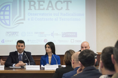 Europa Atlantica e Osservatorio ReaCT: al via una collaborazione