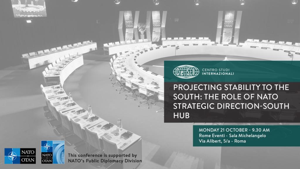 Il ruolo del NATO Strategic Direction-South Hub. A Roma un convegno per parlarne