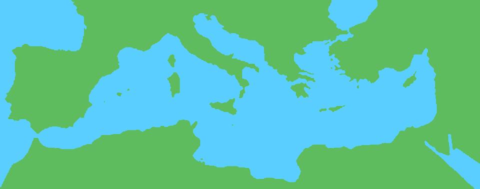 """Il Mediterraneo è sempre """"Mare Nostrum""""?"""