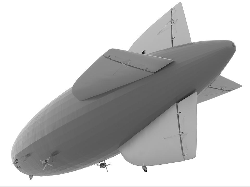 Il ritorno dei dirigibili