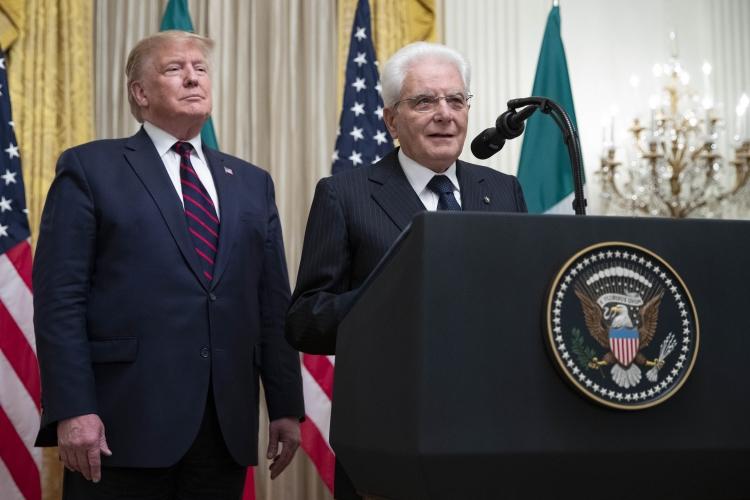 Gli Stati Uniti in sostegno degli alleati. Per l'Italia in arrivo aiuti per 100 milioni