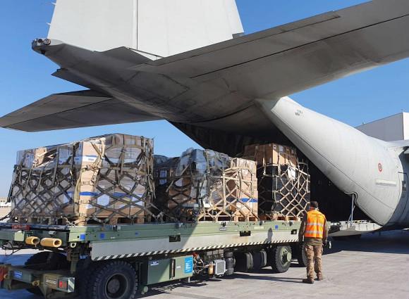 Covid-19: da Stati Uniti e Germania arrivano aiuti importanti