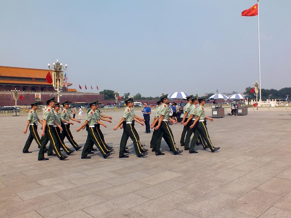 Come è cresciuta la forza militare cinese in Asia