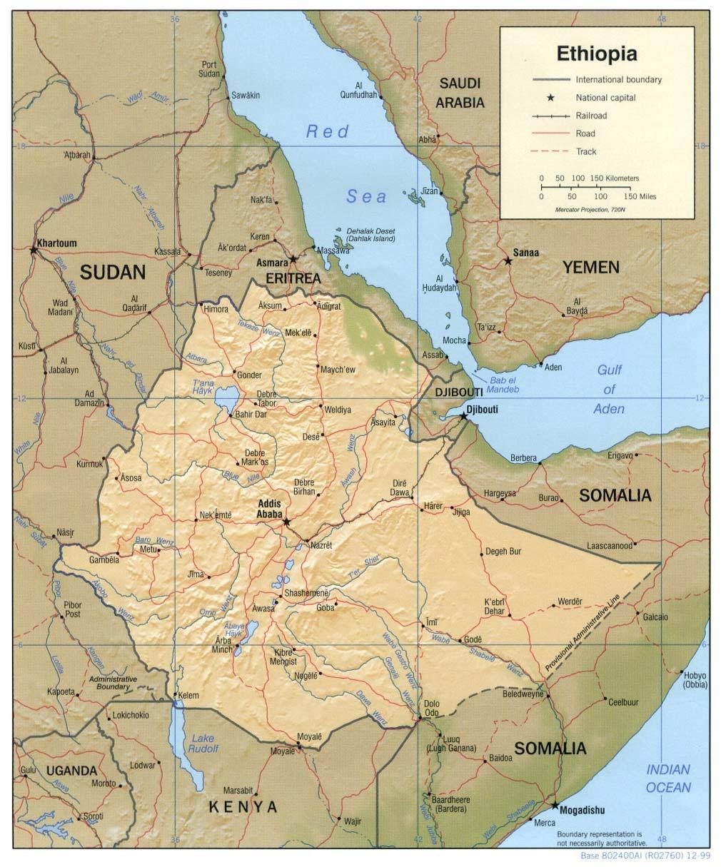 La risposta dell'Etiopia al Coronavirus: ampliare lo spazio geopolitico