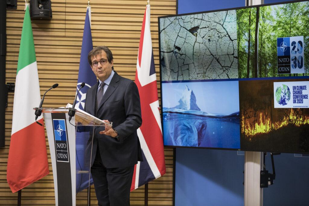 Sicurezza e ambiente: un binomio sempre più importante, anche per la NATO. Intervista all'Ambasciatore Talò