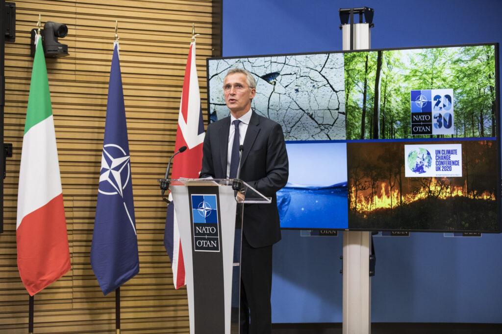 Perché i temi ambientali sono importanti per il futuro della NATO