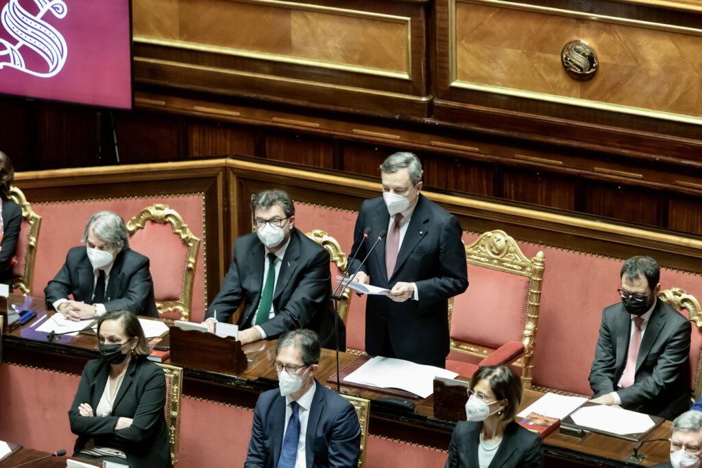 La sfida del Governo Draghi, per l'unità nazionale e il rilancio del paese oltre la crisi