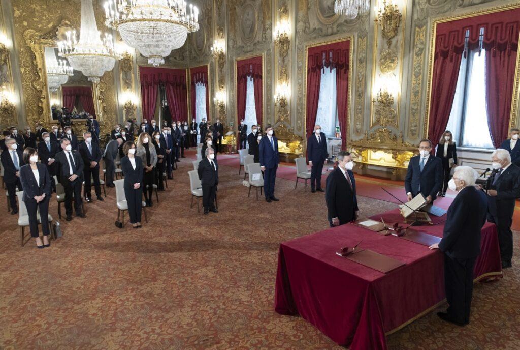 L'Italia, il Governo Draghi e l'occasione del rilancio dell'Europa e dell'atlantismo