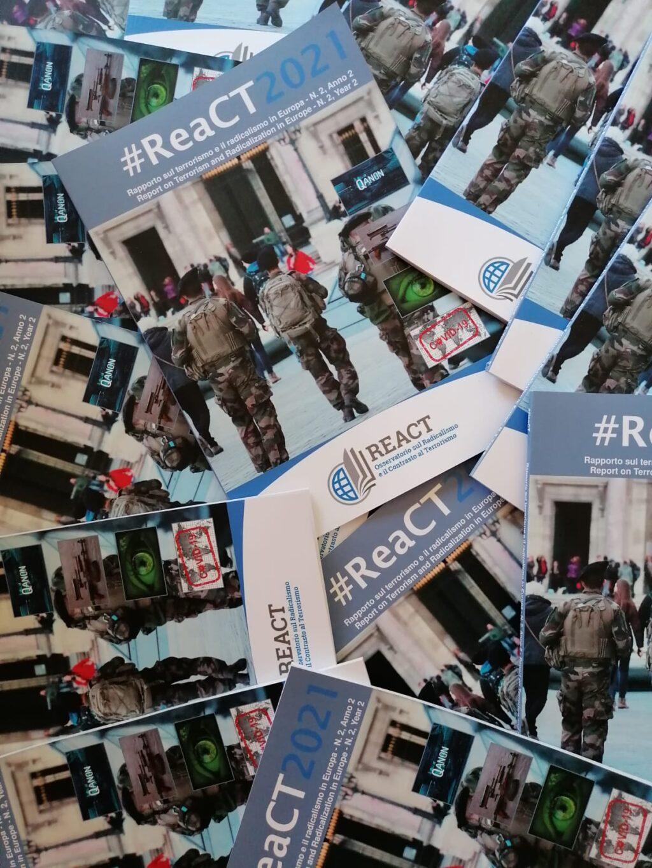 Presentato il secondo rapporto sul radicalismo e il terrorismo in Europa dell'Osservatorio ReaCT
