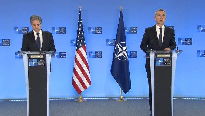 Come rafforzare il legame transatlantico: il confronto tra Stoltenberg e Blinken