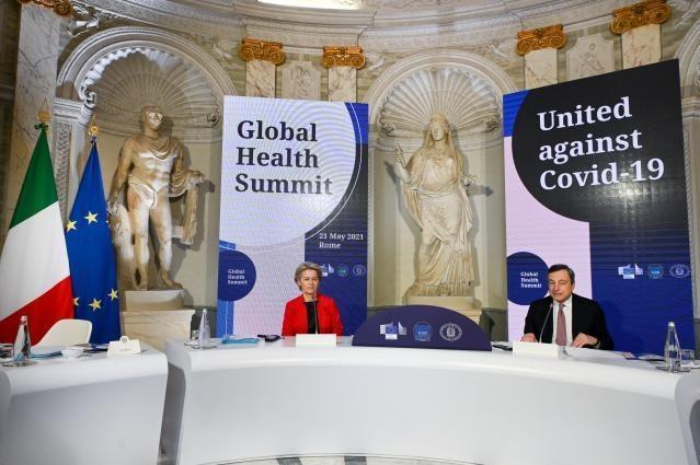 Il Global Health Summit di Roma e il ruolo dell'Italia
