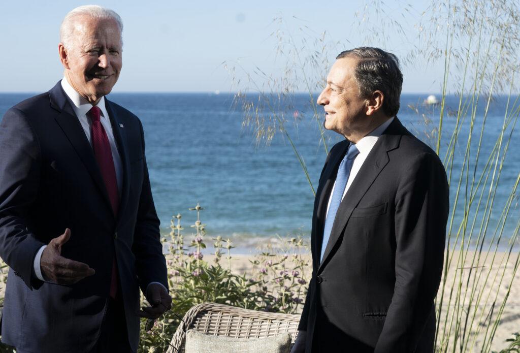 Come Biden e Draghi rilanciano l'asse euro-atlantico