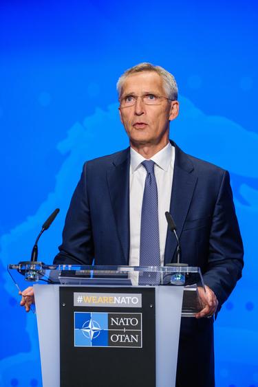 Afghanistan: la conferenza stampa di Stoltenberg